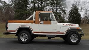 jeep cj8 1981 amercian motors jeep cj 8 scrambler w157 indy 2016