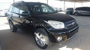 toyota rav4 2004 toyota rav4 2004 for sale 97512en cyprus cars offer com cy