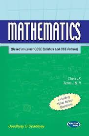 mathematics cbse class ix term i u0026 ii 2nd edition buy