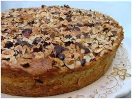 recettes de julie andrieu cuisine escale dans les cyclades gâteau aux pommes à la cannelle