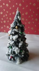 christmas tree candle u2013 aditi crafts