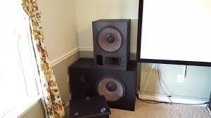 home theater frederick md three way loudspeaker jbl2242 jbl2226h b u0026c de250 eminence