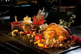 conrad seoul offering turkey to go in celebration of