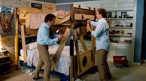 20 ways for surviving the dorm bunk bed make sure the ladder is attached to the bed as well