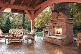 Outdoor Patio Fireplaces Amazing Outdoor Fireplace Ideas For The Patio U2013 Decorifusta
