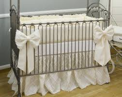 the danika collection silk u0026 lace crib bedding baby