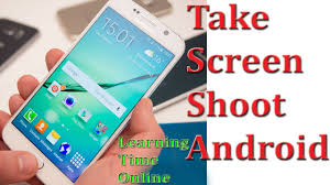 how to take a screen on an android how to take screenshot on android 2016
