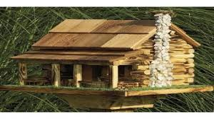 Simple Log Cabin Floor Plans Cabin Birdhouse Plans Homes Zone