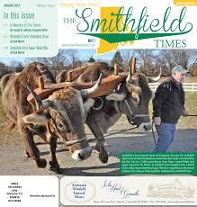 smithfield times january 2016 by ricommongroundnews issuu