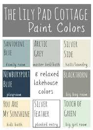 Best  Cottage Paint Colors Ideas On Pinterest House Paint - Cottage living room paint colors