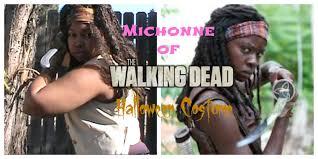 Walking Dead Halloween Costumes Michonne Walking Dead Halloween Costume