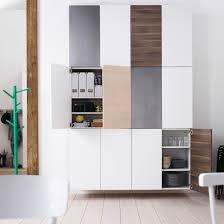 ikea porte cuisine mur d armoires de cuisine ikea à porte deux en largeur et