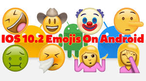 emojis for android ios 10 2 emojis on android tutorial 2017