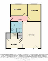 Maisonette Floor Plan Holme Lodge Whimsey Park Nottingham Ng4 2 Bedroom Maisonette