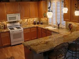 pictures of kitchen backsplash kitchen beautiful granit kitchen backsplash and countertop