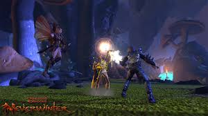 dungeons u0026 dragons neverwinter unleases the fury of the feywild