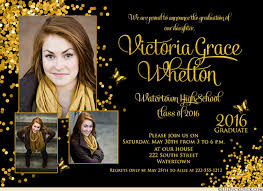 graduation invitations 2016 dancemomsinfo
