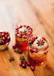 cranberry bourbon cocktail cheap thanksgiving