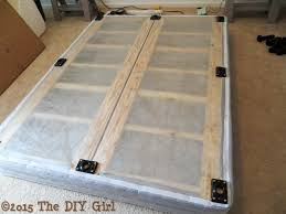 Wood Bed Legs Bed Legs Alternative To Bed Frame The Diy