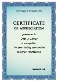 thank you certificate template thank you certificate templates