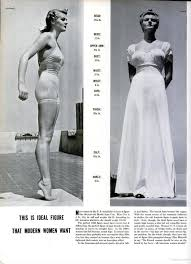 what the ideal woman looked like in the 1930s measurements time com