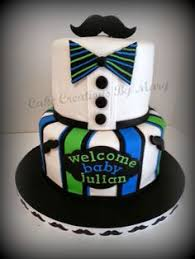 lil man mustache baby shower cake cakes beautiful cakes for the