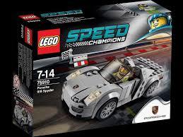 lego porsche 919 porsche 918 spyder grau lego 75910 selection rs