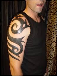 best armband tattoo designs 61 tribal shoulder tattoos