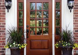 Modern Exterior Doors by Door Full Glass Exterior Door Preparedness Shop Front Doors