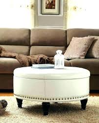 Lime Green Ottoman White Leather Ottoman Coffee Table Capsulingme Green Leather