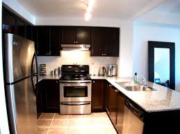Design For Small Condo by Condo Kitchen Modern Normabudden Com