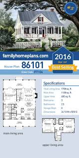Small Home Plans With Porches 5 Of 2016 U0027s Top Ten Best Selling House Plans Farmhouse Style