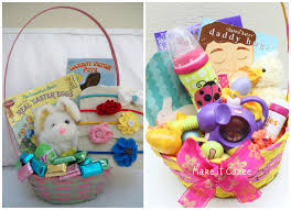 ideas for easter baskets for toddlers make it cozee toddler easter basket