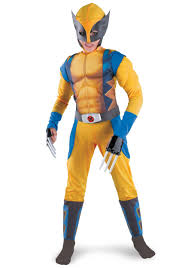 quality halloween costumes for adults wolverine halloween costume for men