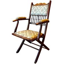 antique desk chair edwardian stained beech folding chair 19th