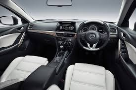 Mazda 6 White Interior New Mazda6 And Cx 5 Custom Concepts To Take Center Stage At Tokyo