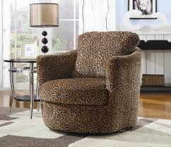 Swivel Accent Chair Swivel Chair Leopard Accent Chairs