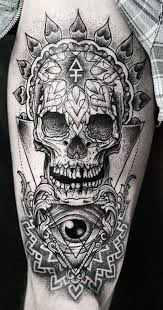 skulls and roses tattoo meaning best flowers and rose 2017