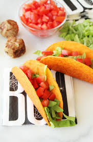 How To Make Scary Monster Nacho Tacos For Halloween