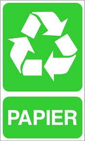 recyclage papier de bureau recyclage papier stf 3621s direct signalétique