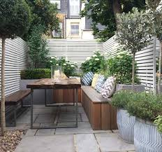 best 25 narrow backyard ideas ideas on pinterest deck with