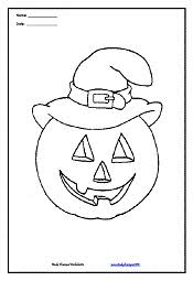 16 best halloween worksheets images on pinterest halloween