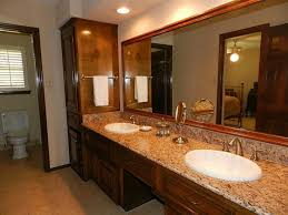 Bathroom Linen Cabinet Bathroom Great Images Of Bathroom Vanity With Matching Linen