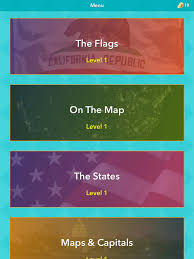 us map capitals 50 states flag capital and us map quiz apps 148apps