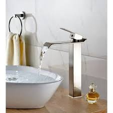 vessel sink faucets brushed nickel bathroom vessel sink faucets brushed nickel square bathroom vessel
