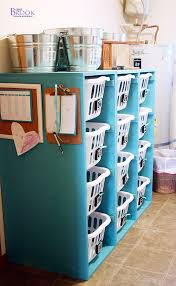 Build A Laundry Room - ana white brook laundry basket dresser 4 tall and lengthwise