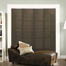 Sliding Panels For Patio Door Bamboo Slider Panel Blinds For Patio Doors And Windows
