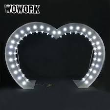 Wedding Arches Buy Heart Shaped Wedding Arch Heart Shaped Wedding Arch Suppliers And