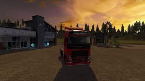 big volvo truck volvo fh 540 fs2017 v2 0 truck farming simulator 17 mod fs