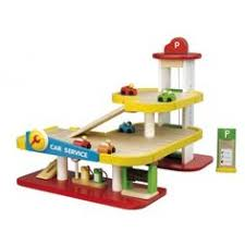 Plan Toys Parking Garage Reviews by Plantoys Wooden Parking Garage Toy Nordstrom Projects